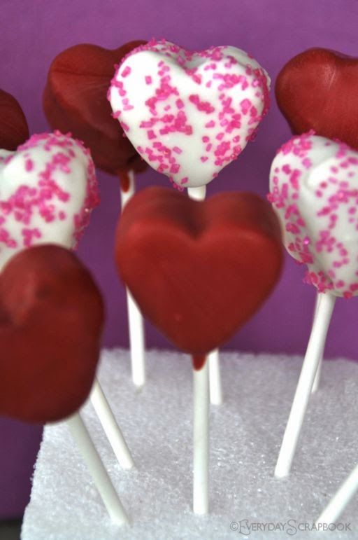 przepisy walentynkowe, desery walentynkowe, pomysły na desery, ciastka, babeczki, cakepops, koktajle, czekolada.