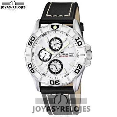 ⬆️😍✅ Lotus 15813/1 😍⬆️✅ Increíble Modelo de la Colección de Relojes LOTUS || PRECIO 89.4 € En exclusiva en 😍 https://www.joyasyrelojesonline.es/producto/lotus-158131-reloj-analogico-de-cuarzo-para-hombre-con-correa-de-piel-color-negro/ 😍 ¡¡Corre que vuelan!!