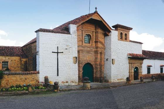 Pamplona, Villa de Leyva y Sáchica cierran sus vías para escenificar en ellas los principales acontecimientos de la muerte de Jesús.
