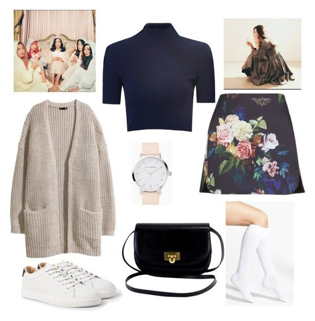 Rose Scent Breeze Red Velvet The Velvet by shamamamia on Polyvore featuring polyvore fashion style H&M Glamorous Topshop Nordstrom MANGO clothing