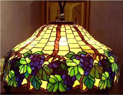 A Reference source for Antique stained glass leaded lamps. Original  examples of the best lamps from the best lamp makers including Tiffany  Studios, ... - 973 Best Tiffany Lamps Images On Pinterest Tiffany Glass