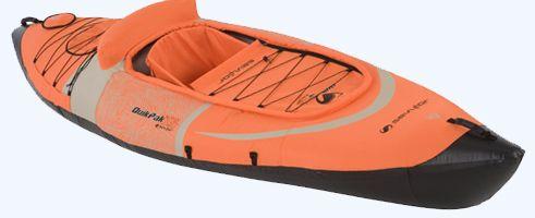 Sevylor QuikPak 'K5' - Inflatable kayak