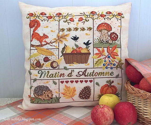 Осеннее утро / Madam la Fee Matin d'Automne