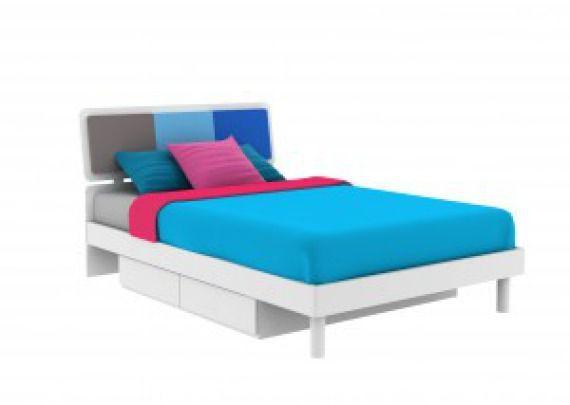 Łóżko z kolekcji TUKANO Neo 120