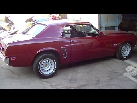1969 Ford Mustang Restoration Part 66 Re-Assembly Trim, Emblems and More