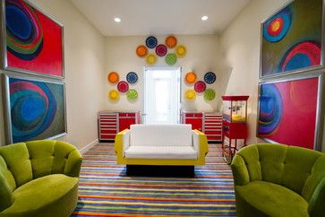 Teen room colors - atlanta - Leigh Olive Mowry-Olive Interiors