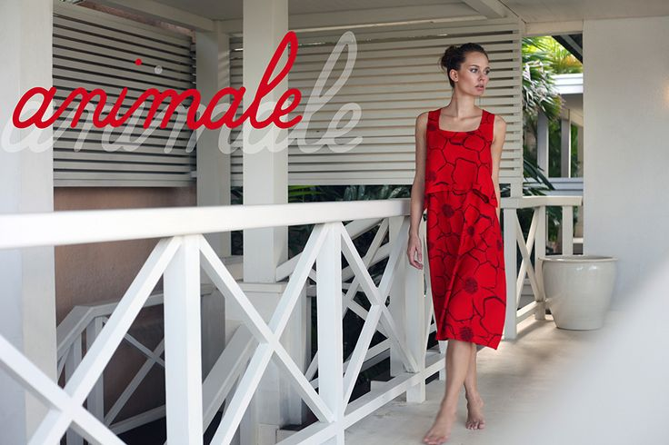 Summer Collections 2014 - Women Dress Red
