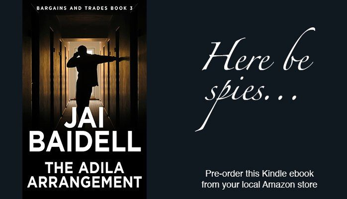 Book launch: The Adila Arrangement
