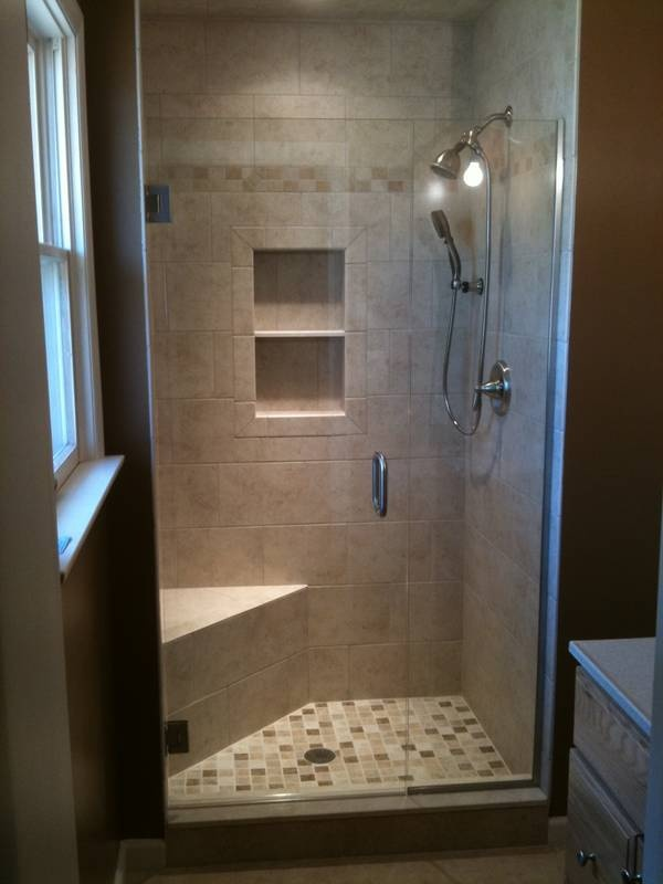 Small Master Bathroom Remodel Ideas