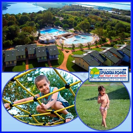 Diamo il benvenuto tra i ns. Family Hotels Consigliatissimi al Club Village & Hotel Spiaggia Romea