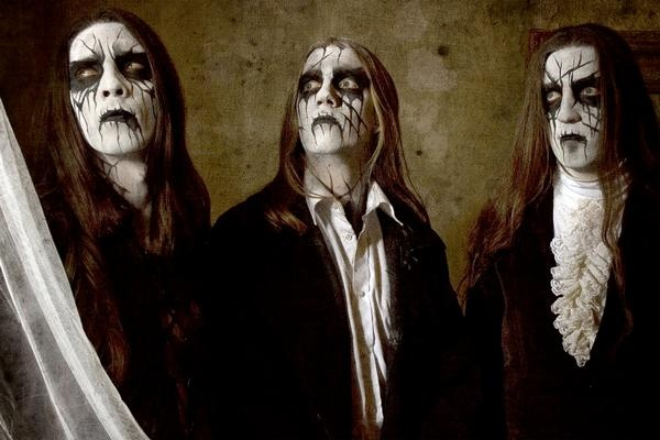 """Carach Angren;  Theatrical Symphonic Black Metal from Holland.  Band Highlight: Death Came Through a Phantom Ship Album. I love """"Bloodstains on the Captains Log"""""""