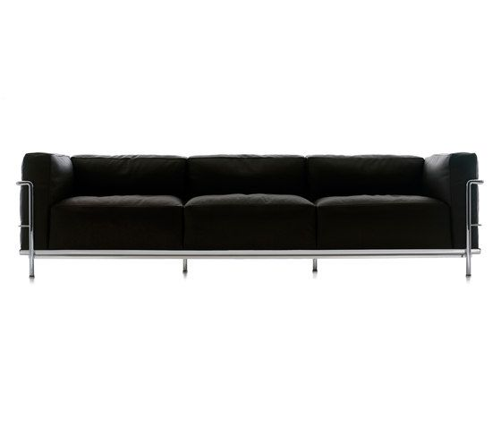 Sofas | Seating | LC3 | Cassina | Le Corbusier-Pierre Jeanneret. Check it out on Architonic