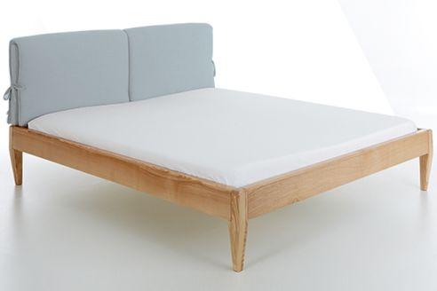 Inez Solid Ash Bed Frame