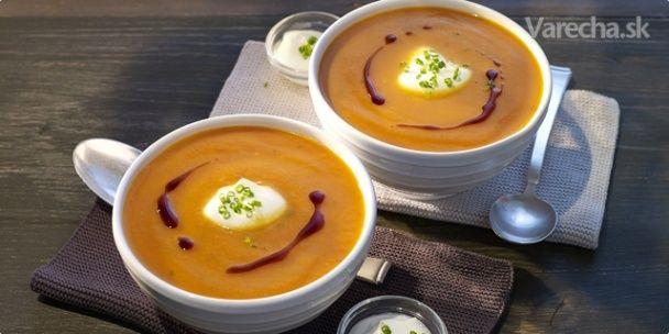 Mrkvová polievka - Recept