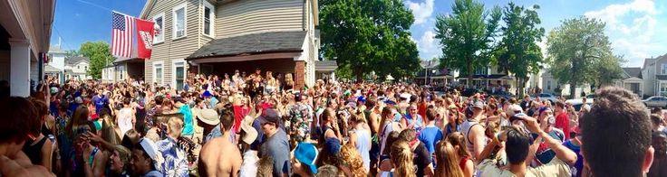 Saturdays at the University of Dayton