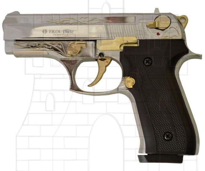 Pistolas y revólveres detonadores de todas las marcas y modelos|CuchillosNavajas