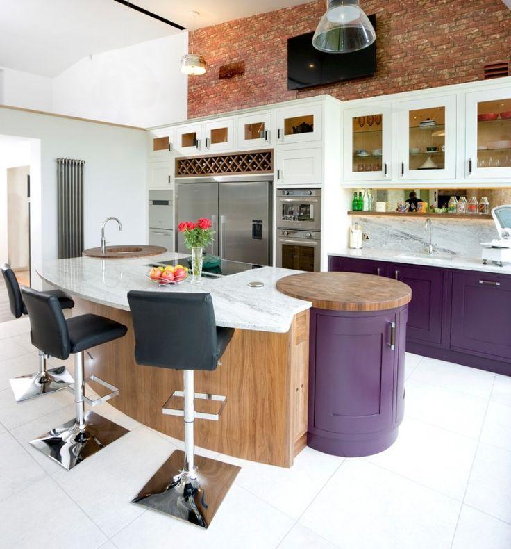 Popular Purple Kitchen Decor Buy Cheap Purple Kitchen: 17 Best Ideas About Purple Kitchen Walls On Pinterest
