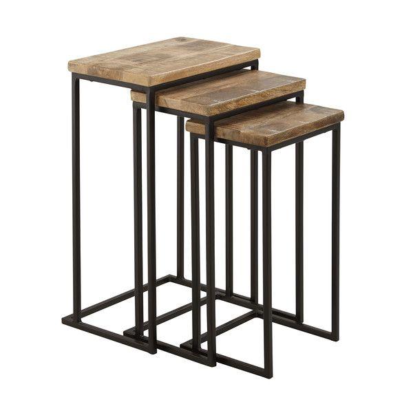 3 Piece Joyce Nesting Table Set