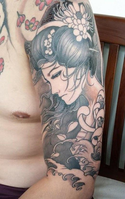 My Blog Japanische Tattoo Designs - My Blog
