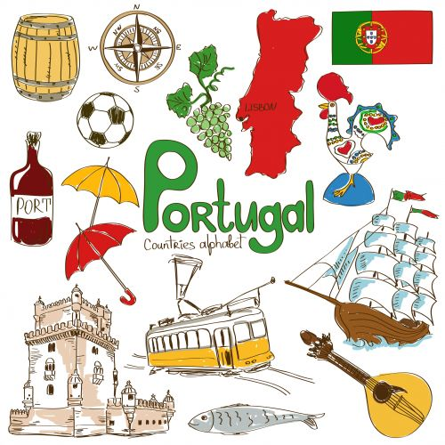 'P' is for Portugal with this next alphabetical worksheet from…