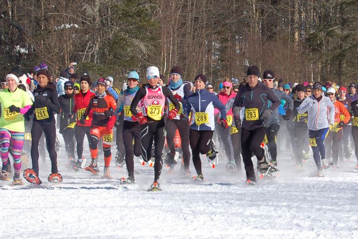 12 Snowshoe Races to Run This Winter http://www.runnersworld.com/races-places/12-snowshoe-races-to-run-this-winter