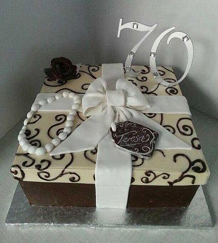 12 best Moms Birthday Cake images on Pinterest Family tree cakes