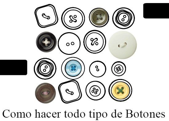 revista como crear botones diys
