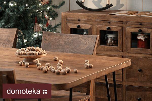 Drewniane meble belbazaar nadają wnętrzom niebanalnego charakteru i kształtują styl przestrzeni. Wykonane z najlepszych materiałów, z dbałością o każdy szczegół uświetnią wnętrze Twojej jadalni.