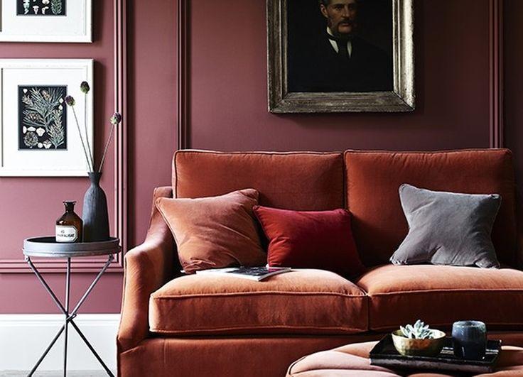 12 besten Rood interieur - rode muren Bilder auf Pinterest ...