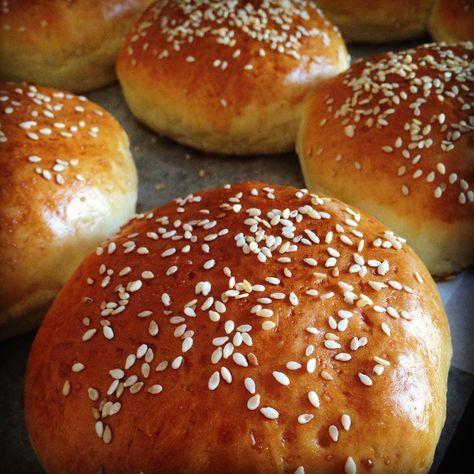 Лучшие на планете булочки для гамбургеров и чая - Andy Chef - блог о еде и путешествиях, пошаговые рецепты, интернет-магазин для кондитеров