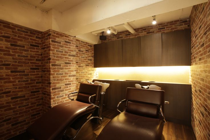 beauty salon interior design ideas shampoo reception