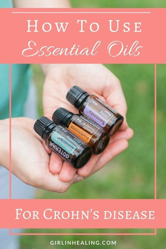 How To Use Essential Oils For Crohn S Disease Essential Oils For