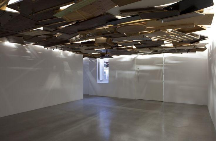 "Arte y Arquitectura: ""Under the Water"" / Tadashi Kawamata"