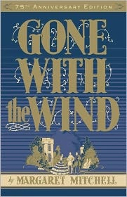 Gone with the Wind, 75th Anniversary Edition by Margaret Mitchell One of