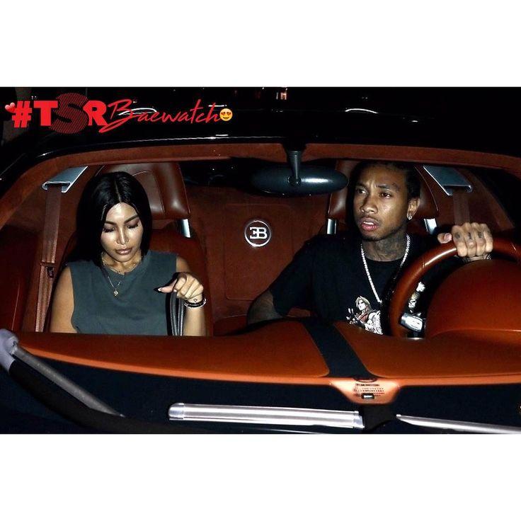 Tyga Dilaporkan Bergerak dari Kylie Jenner dengan Lookalike Kim Kardashian ini