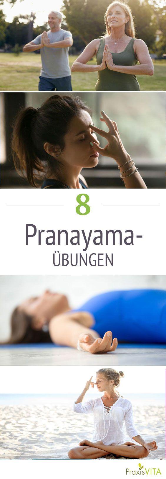 """Mit diesen acht """"Pranayama""""-Übungen regen Sie Durchblutung, Stoffwechsel und Ihr Immunsystem an, Sie werden gelassener, konzentrierter – und sehen auch noch jünger aus!"""