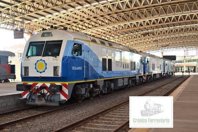 CRÓNICA FERROVIARIA: Posibles horarios trenes de prueba Mar del Plata -...