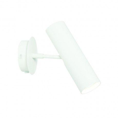 Nordlux MIB 6 White LED Wall Light | 71681001L