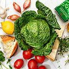 Nyttig mat som också är vegetarisk? Självklart! Här hittar du goda recept på lakto-ovo-vegetariska rätter att inspireras utav.