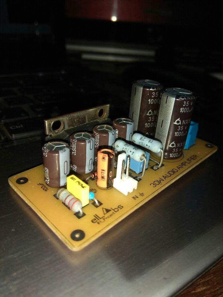 AN7164 _30W Audio Amplifier _elL∆bs Ifi_Project