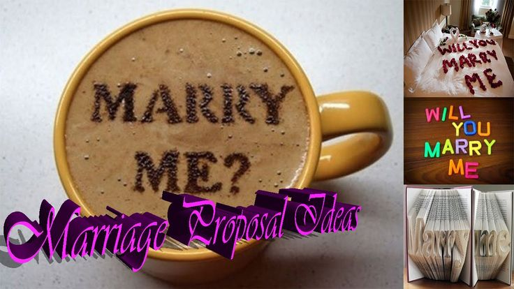 Romantic Marriage Proposal Ideas (Ide Melamar Pernikahan Paling Romantis)