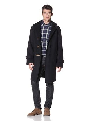 GANT Men's A.S. Original Duffel Coat