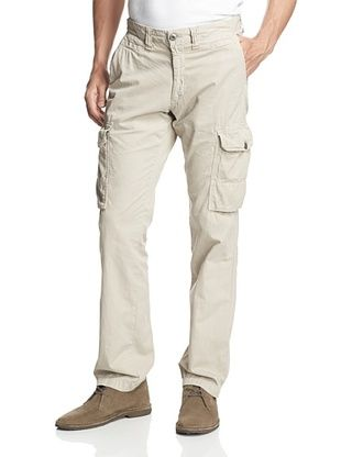 60% OFF Original Paperbacks Men's Palermo Cargo Bedford Pant (Bone)