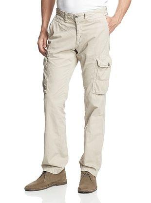 60% OFF Original Paperbacks Men's Palermo Cargo Bedford Pant (Bone)