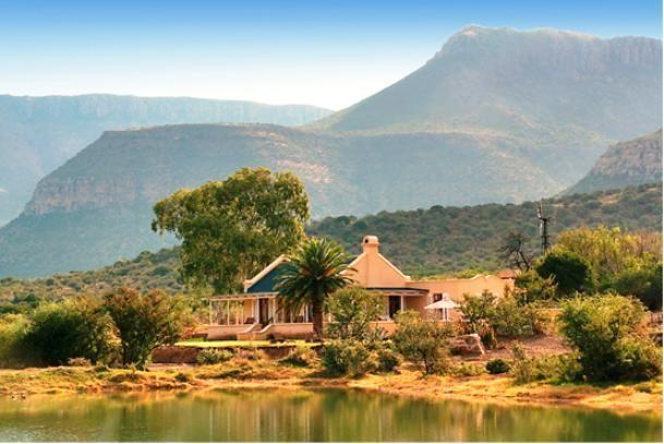 Mount Camdeboo private game reserve Graaff Reinet South Africa
