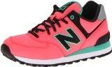 New Balance Women's WL574 Windbreaker Fashion Sneaker