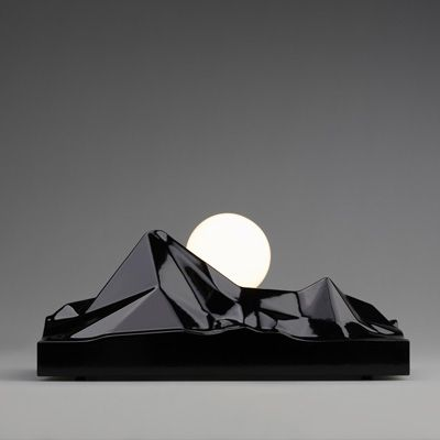 Sunrising Lamp by h220430