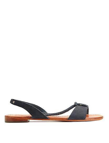 nautical sandal