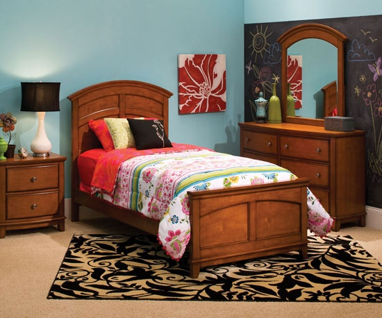Adorable Kids' Rooms from Raymour & Flanigan Youth