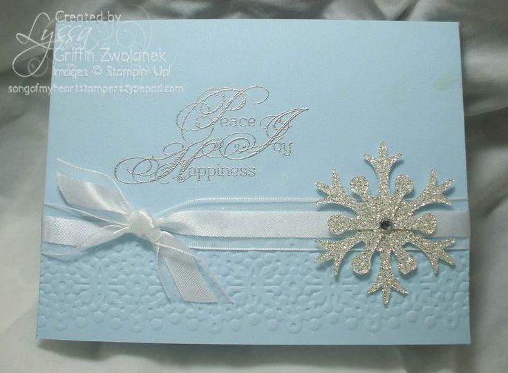 Lovely for a winter wonderland wedding invitation | Wedding ...